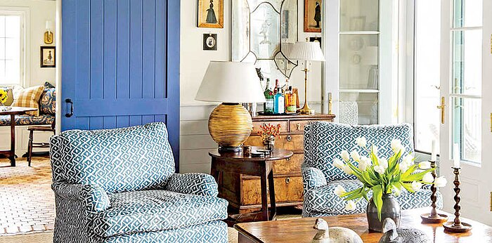 Living Room Decorating Ideas - Southern Living