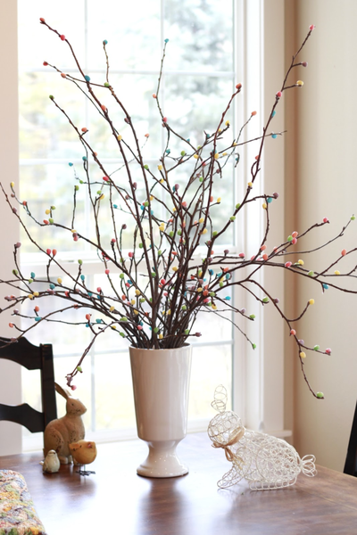 25 Easy Spring Decorating Ideas We Re Diying This Weekend Southern
