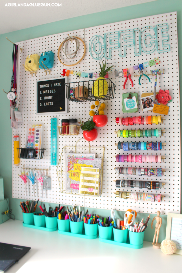 23 Craft Room Ideas We Need to Steal - Southern Living