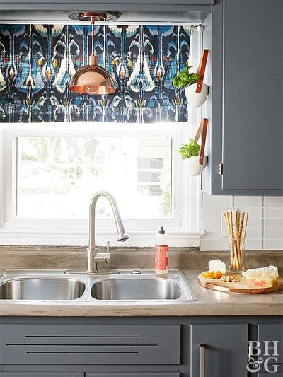Gray Kitchen Sink Many Older Homes Have Laminate Cabinets