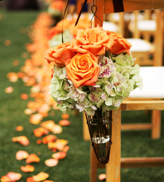 Fall Wedding Color Ideas From Better Homes Gardens
