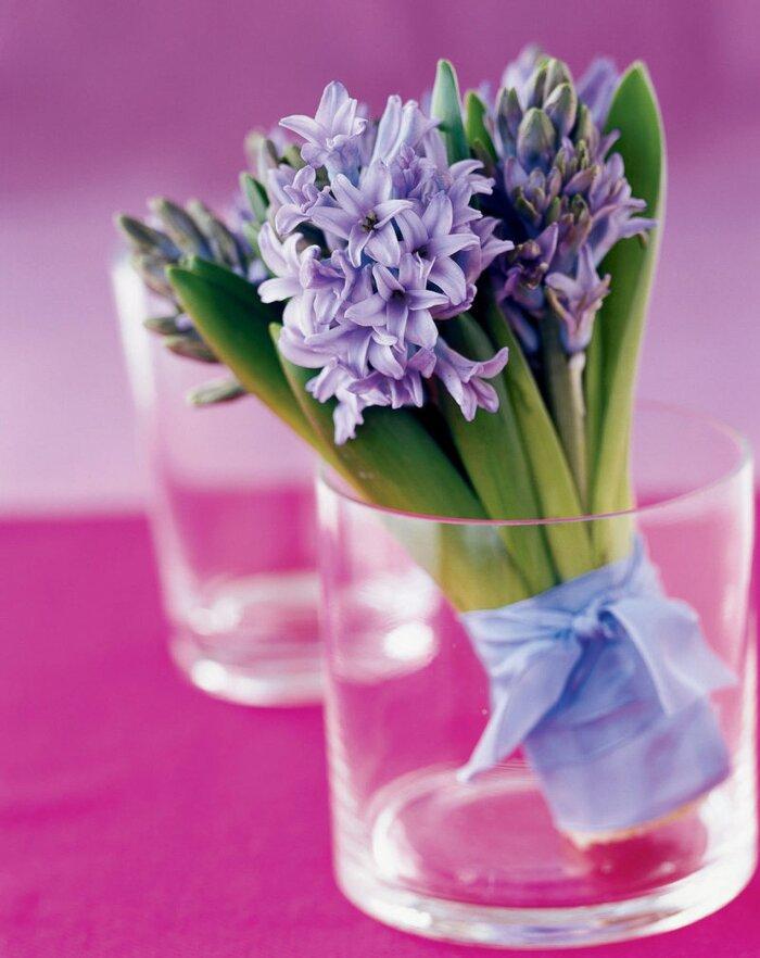 How to Grow and Arrange a Hyacinth Wedding Bouquet - Sunset Magazine