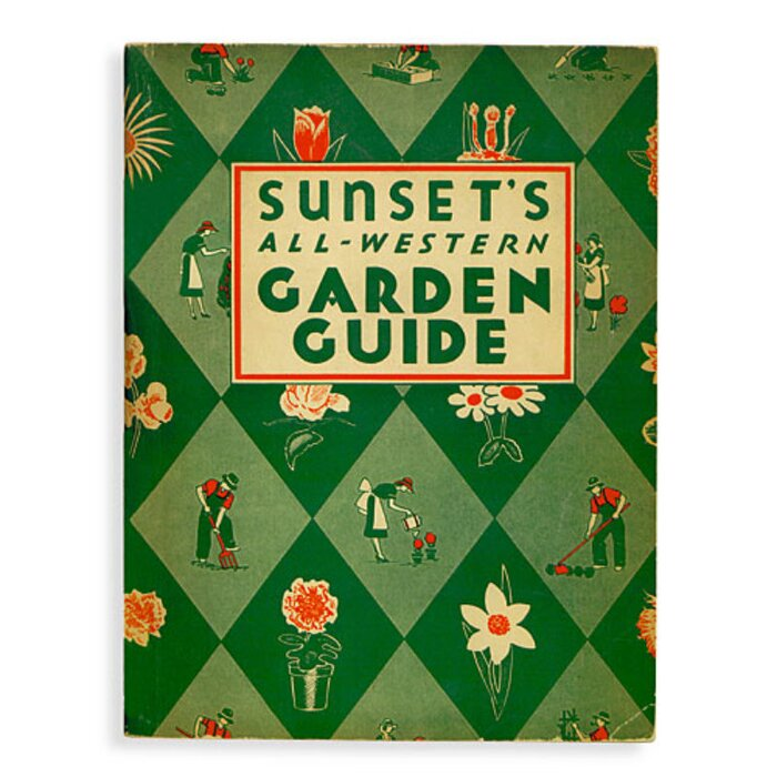 History and timeline of The Sunset Western Garden Book - Sunset Magazine