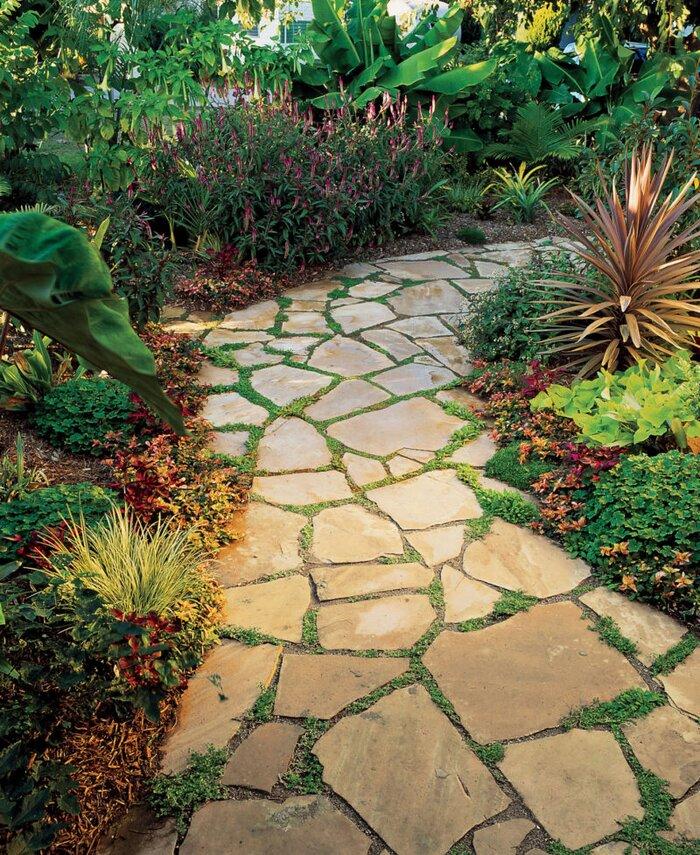 how to install pavers sunset magazine