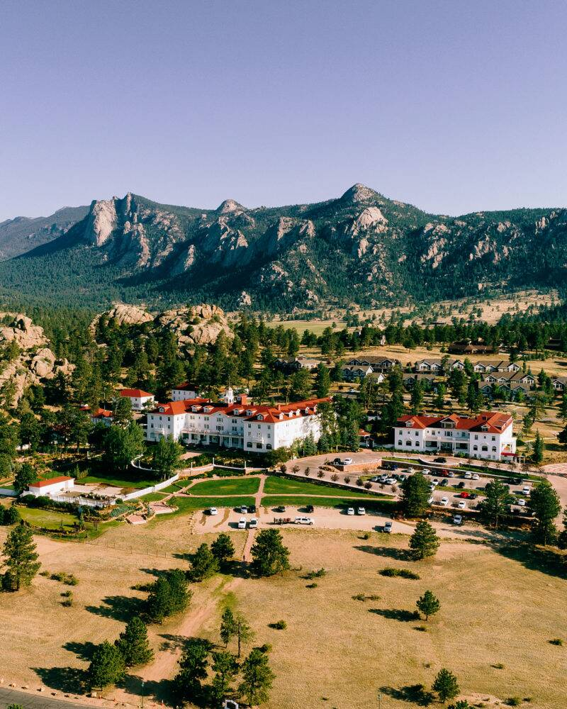 estes park co a perfect day in town sunset magazine