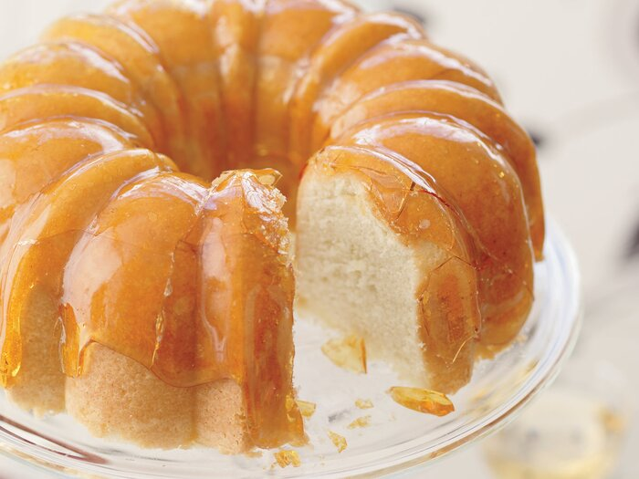 Lemon Bundt Cake F W