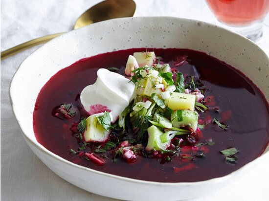 recipe: cold borscht recipe canned beets [8]