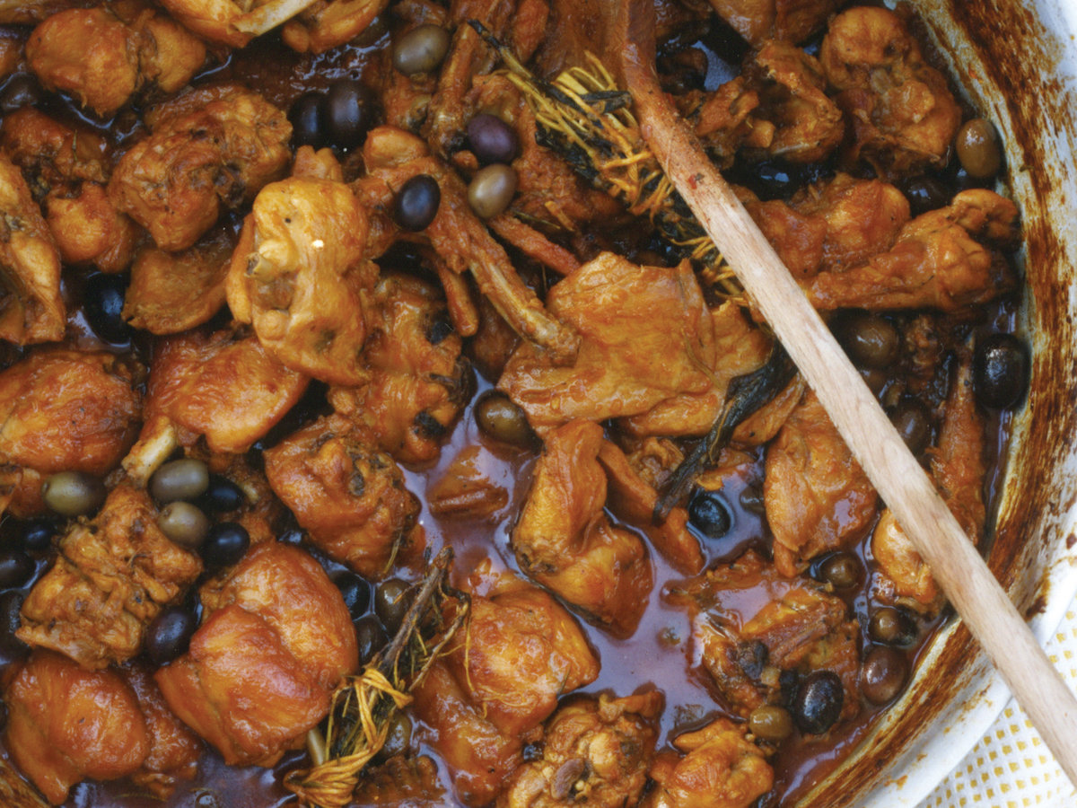 how to cook rabbit stew in a slow cooker