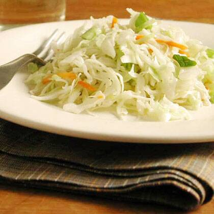 recipe: sweet and sour coleslaw nutrition [3]