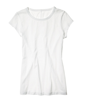 The Best (Not Too Sheer) White T-Shirt Options | Real Simple