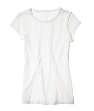 The Best (Not Too Sheer) White T-Shirt Options   Real Simple