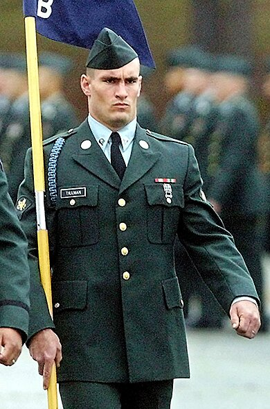 timeless design 89194 cdc14 Pat Tillman: Ex-NFL player's death in Afghanistan touched ...