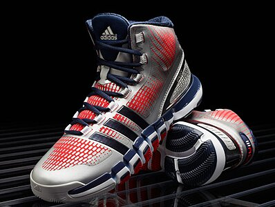 wholesale dealer b68c2 a2ab0 Adidas introduces 'Crazyquick' basketball shoes for Wizards' John Wall |  SI.com