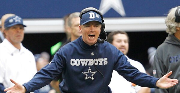 Report Jason Garrett To Change Cowboys Play Calling System