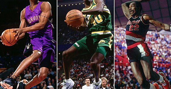 d5115578a The Non-Champions  The five greatest Dunk Contest participants who never  won
