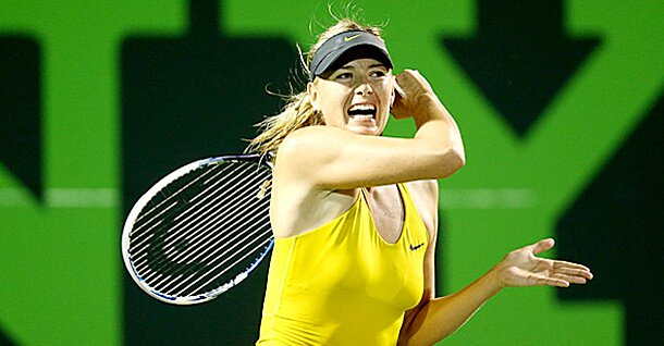 WTA rankings: Maria Sharapova falls to three-year low of ...
