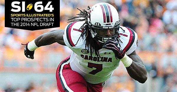 The SI 64: Sports Illustrated's top 64 prospects in the 2014 NFL draft