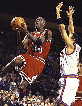 96401659241897 55  Remembering the night Michael Jordan announced his return to dominance