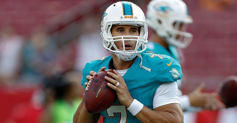Dolphins cut quarterback Brady Quinn | SI.com  Dolphins cut qu...