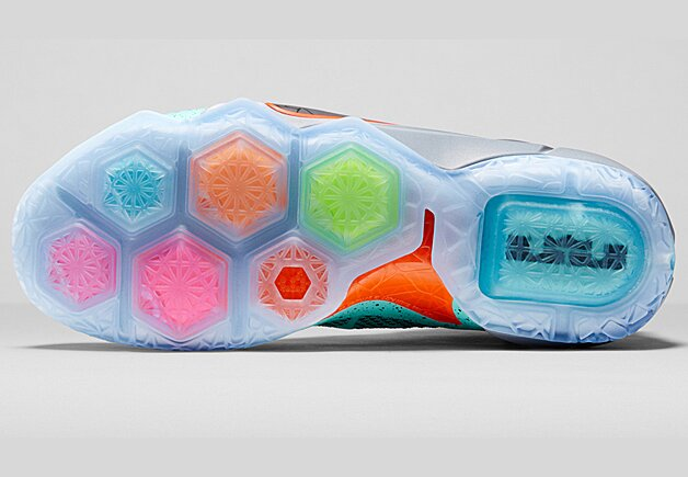 sneakers for cheap 184a0 d6e74 Nike unveils LeBron James  latest signature sneaker, the  LeBron 12     SI.com