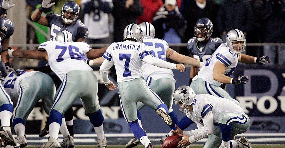 72ef1ad3eb5 Tony Romo botched snap still reverberates for Dallas Cowboys ...