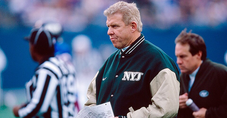 Bill Parcells talks Bill Belichick s defection from New York Jets ... 3d6f1a5f9