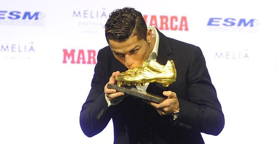 Real Madrid's Cristian...