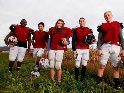 Kents Hill School in Maine  A football story you can feel good about ... c77689fc2
