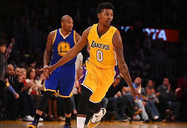 e40aa186cd1 Lakers  Nick Young on Iggy Azalea