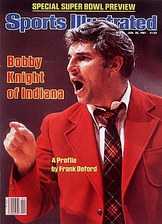 Image result for bobby knight