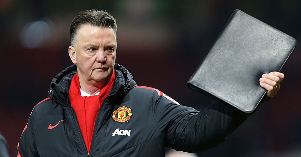 Louis Van Gaal Charged By FA Over Media Comments