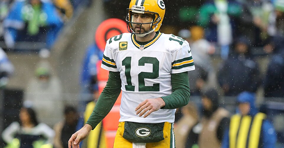 Aaron Rodgers Calf Injury Caused By Tampa Bay Turf