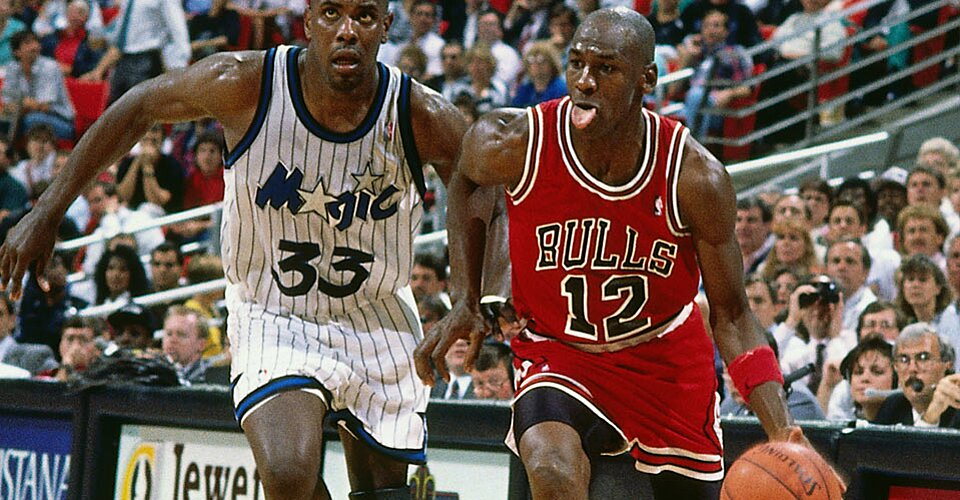 dd6127653e9 Michael Jordan once wore No. 12 with the Bulls | SI.com