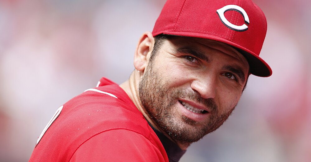 Reds' Joey Votto responds to debate about hitting approach ...