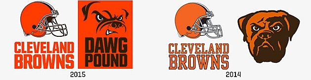 Cleveland Browns New Logo Unveiled Si Com