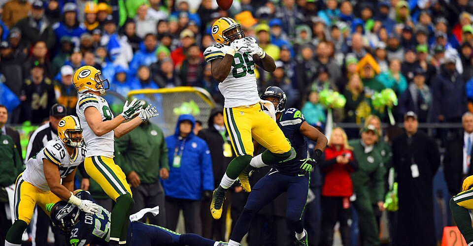 Packers Head For Super Bowl In Blur Of >> Brandon Bostick Relives The Onside Kick That Forever Changed His