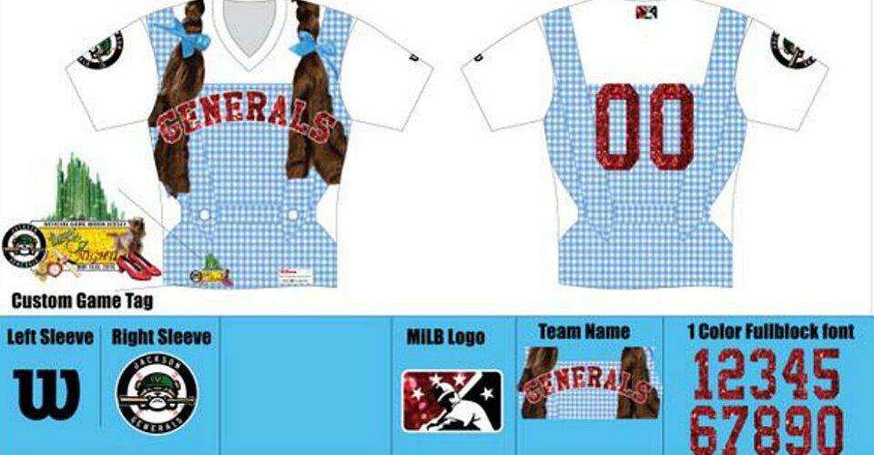 8e7a695c55e Ranking the best Minor League Baseball themed jerseys