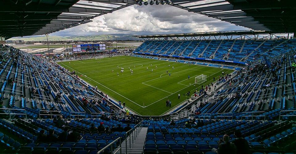 San Jose Earthquakes set to open Avaya Stadium, new MLS