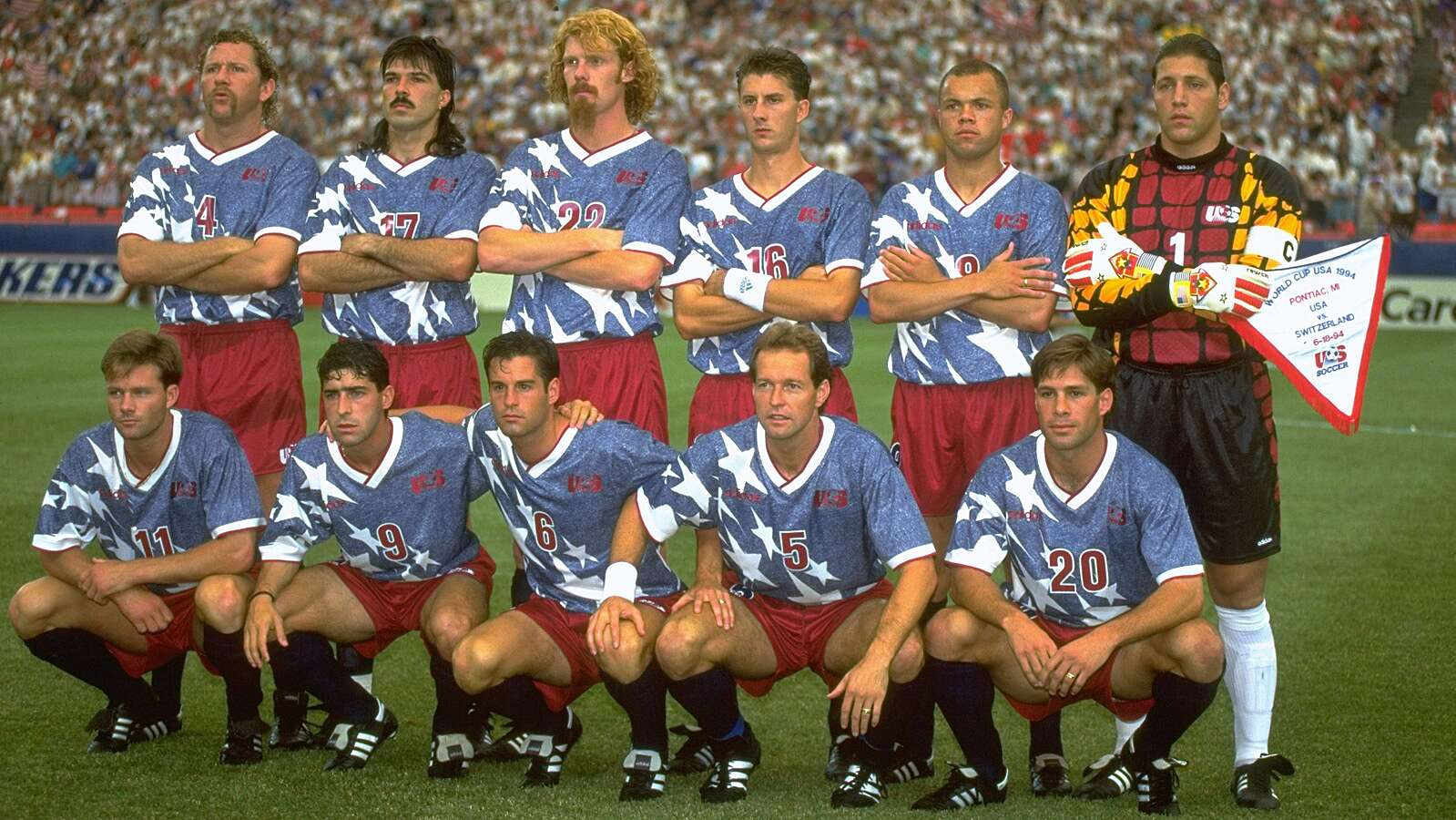 Image result for USA Switzerland 1994