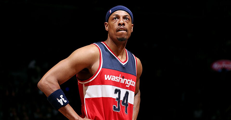 finest selection b9da8 08f53 Paul Pierce says his time with Brooklyn Nets was 'horrible ...