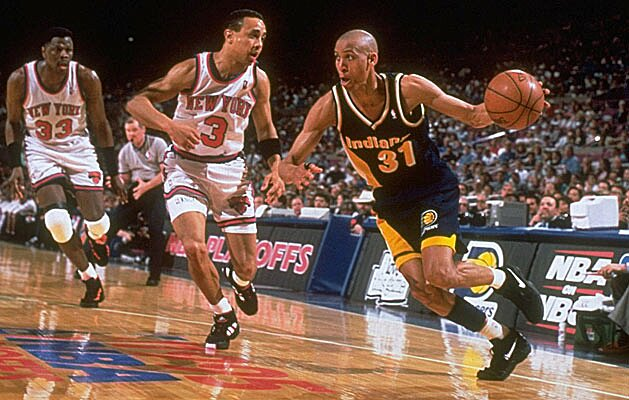 0592f05d973ff 24th anniversary  Reggie Miller s 8 points in 9 seconds game vs. Knicks