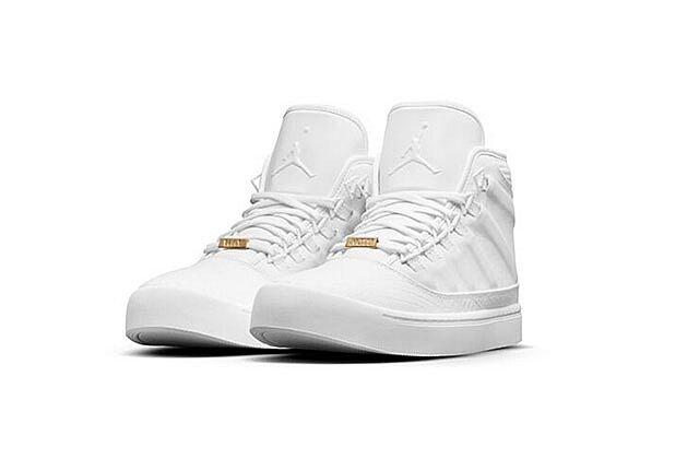 b02cb26f4bb473 Russell Westbrook unveils lifestyle shoe under Jordan Brand