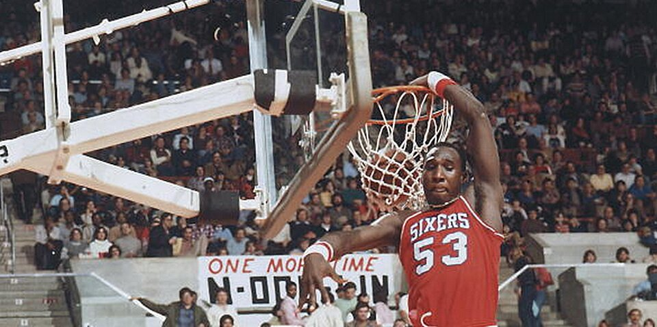 29f3409d41d Darryl Dawkins and the extremely high expectations for the Sixers' manchild  | SI.com