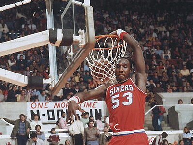 Darryl Dawkins and the extremely high expectations for the
