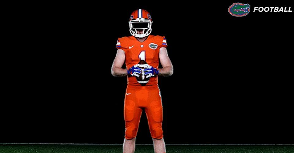 newest e5fdd d874d Florida Gators: Team unveils all-orange jerseys   SI.com