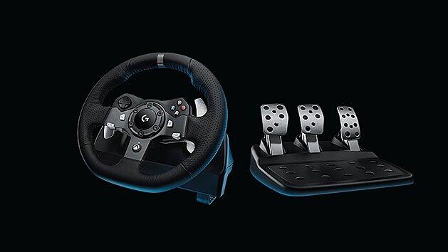 c93dc7afc04 Logitech G920 racing wheel review forza 6 | SI.com