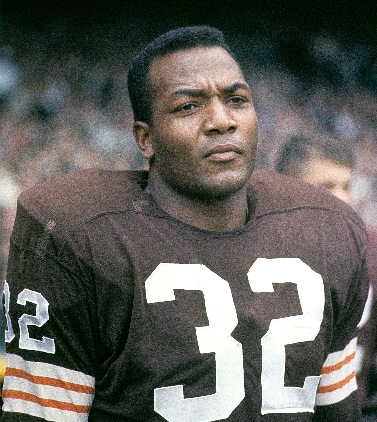 Jim Brown Nfl >> Legend Jim Brown Cleveland Browns T Shirt Name And Number On
