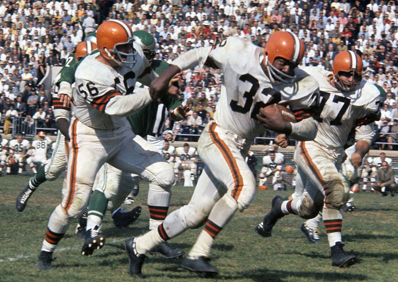brand new ba59c c622b Why Jim Brown remains the standard of NFL greatness   SI.com