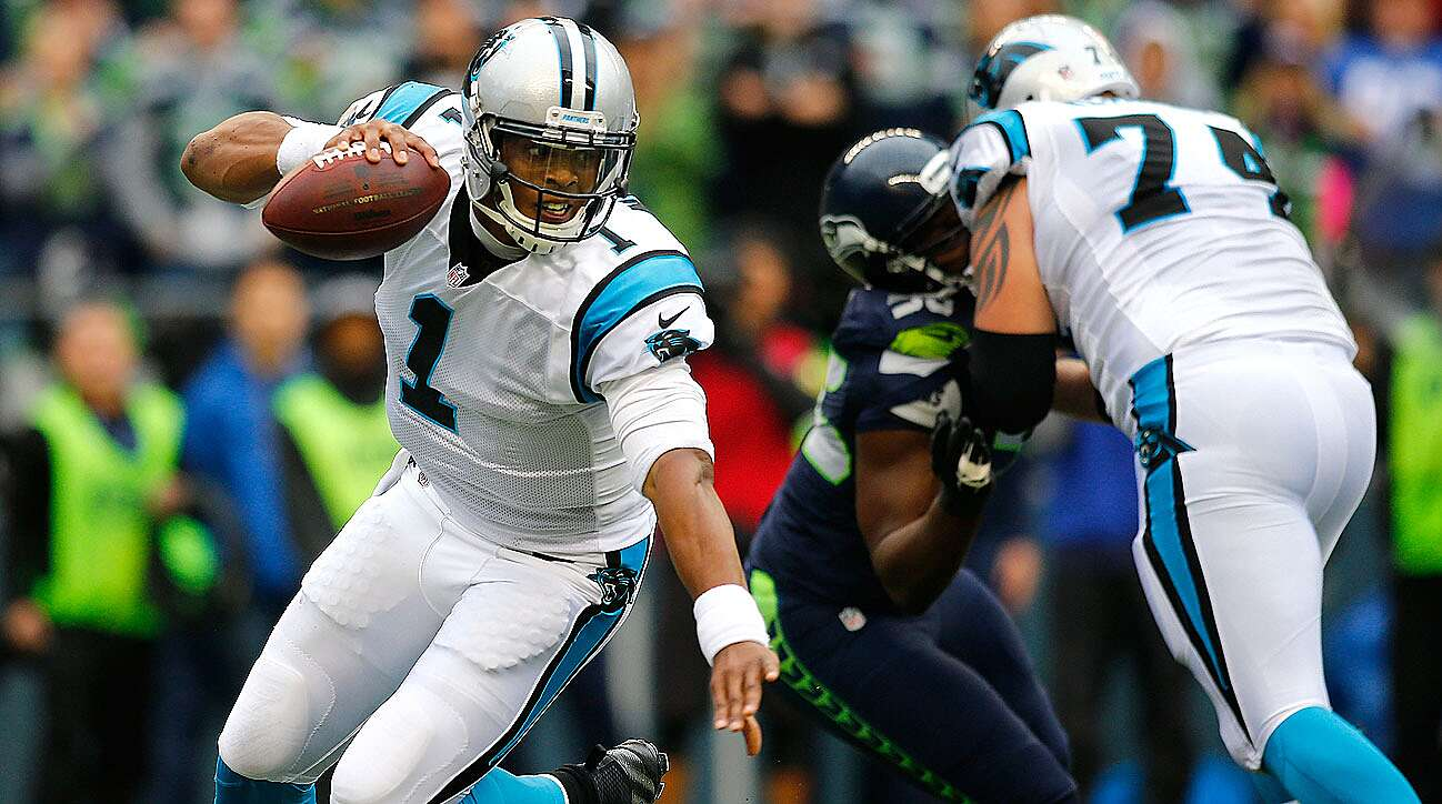 08255354 Colts' fake punt fails spectacularly; Cam Newton, Panthers 5-0 | SI.com