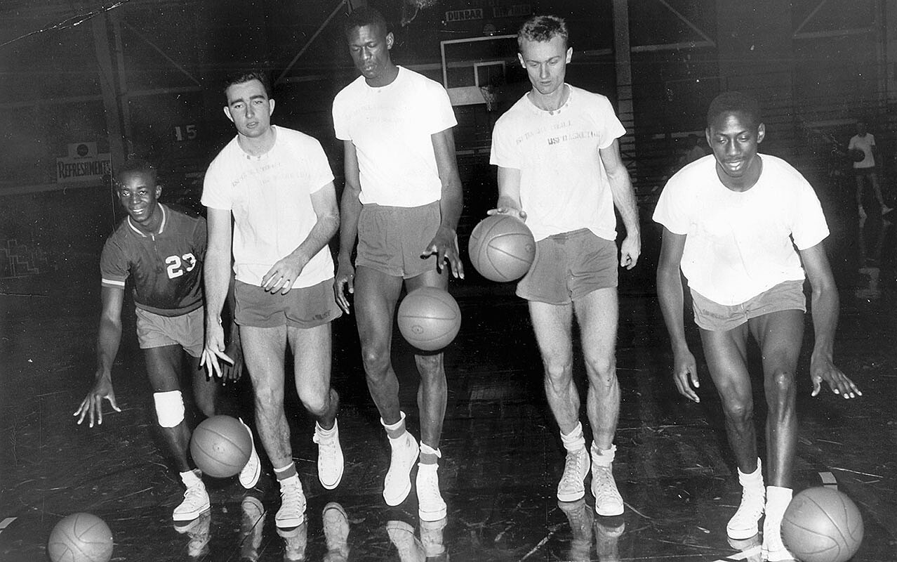8f6140495e5 The Ring Leader The greatest team player of all time, Bill Russell was the  hub of a Celtics dynasty that ruled its sport as no other team ever has |  Vault